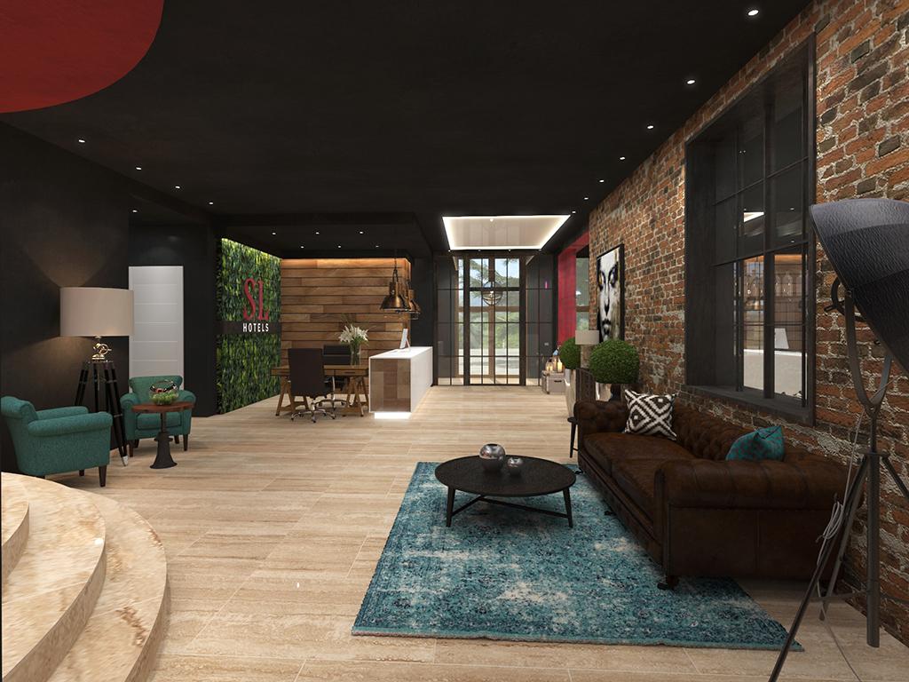 Swisslion 17. aprila otvara hotel modernog industrijskog dizajna
