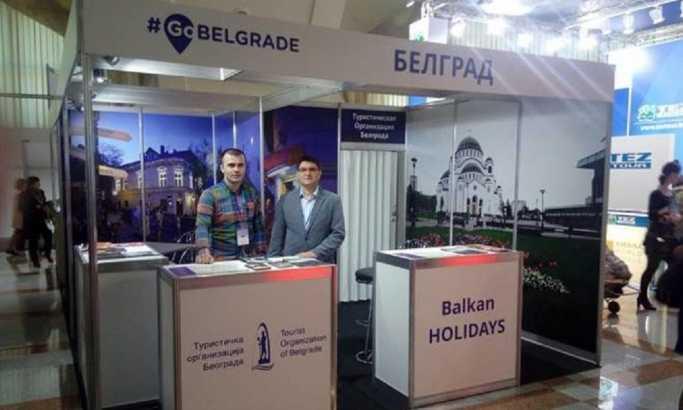 TOB na Sajmu turizma u Minsku