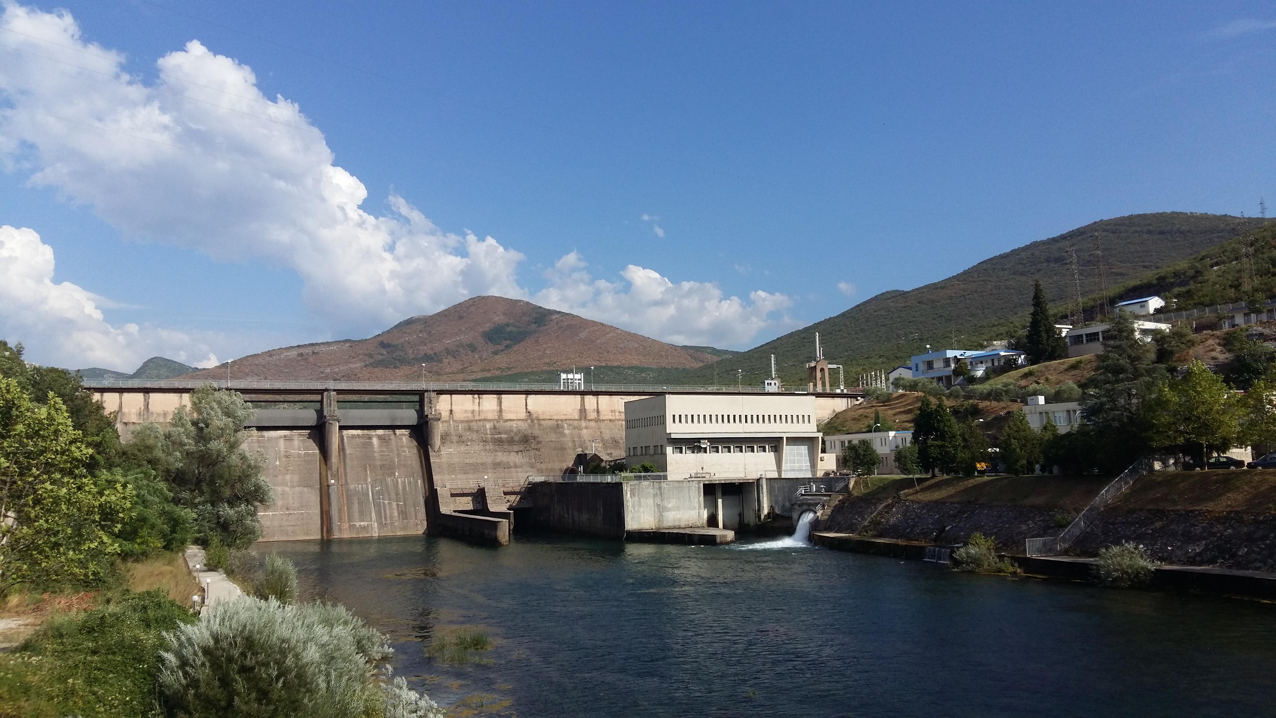 "Počeo remont Hidroelektrane ""Trebinje jedan"""