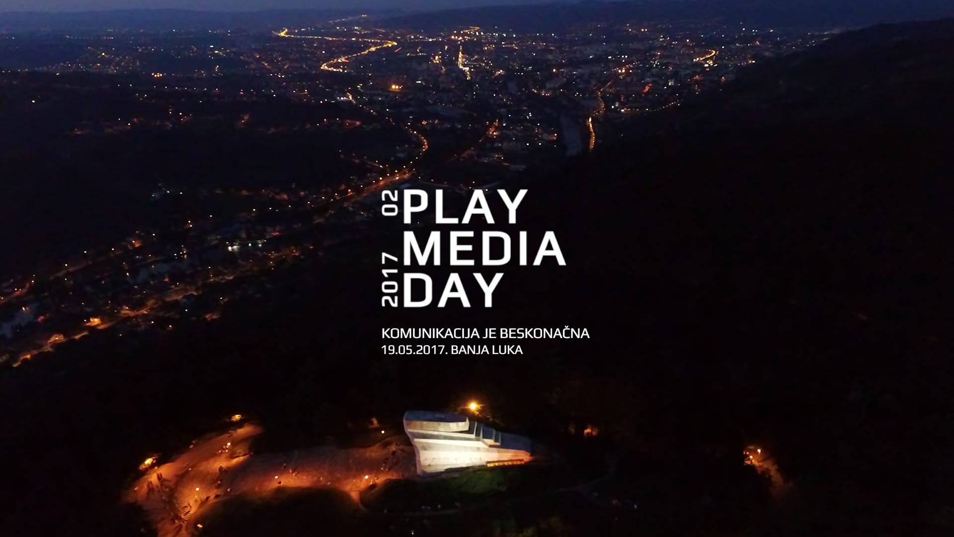 Još samo 10 dana do regionalnog komunikacijskog događaja Play Media Day 02
