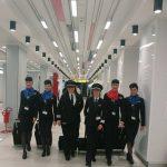 Prvi let Air Serbia sa kompletno ženskom posadom