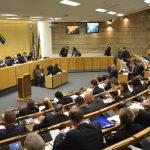 Usvojen zakon o budžetu institucija BiH za ovu godinu