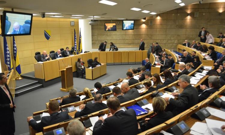 Parlament FBiH: Danas o prijedlogu zakona o PIO