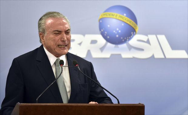 Podignuta optužnica protiv predsjednika Brazila