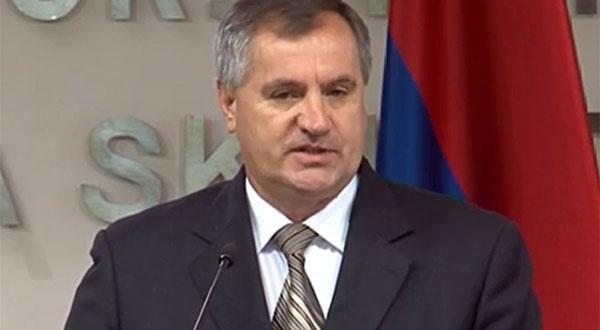 """Višković: Zaštititi radnike """"Arselor Mitala"""" i njihove porodice"""
