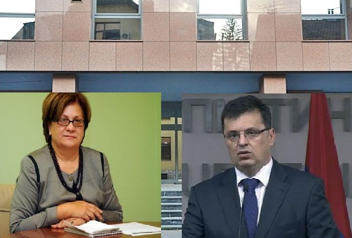 Tegeltija optužio Slavicu Injac za prenos nadležnosti na BiH