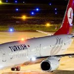 I Turkish Airlines na meti Trumpa