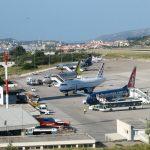 Splitski aerodrom obara rekorde, danas slijeće 96 aviona