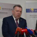 Trninić: Dogovor o ruti autoputa Sarajevo-Beograd još je daleko