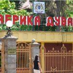 Bugarski katanac na Fabrici duvana Banjaluka
