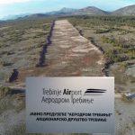 Obustavljen tender za trebinjski aerodrom