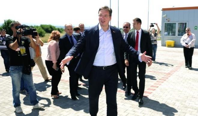 Vučić: Berlinski kongres ekonomski razvoja Niš