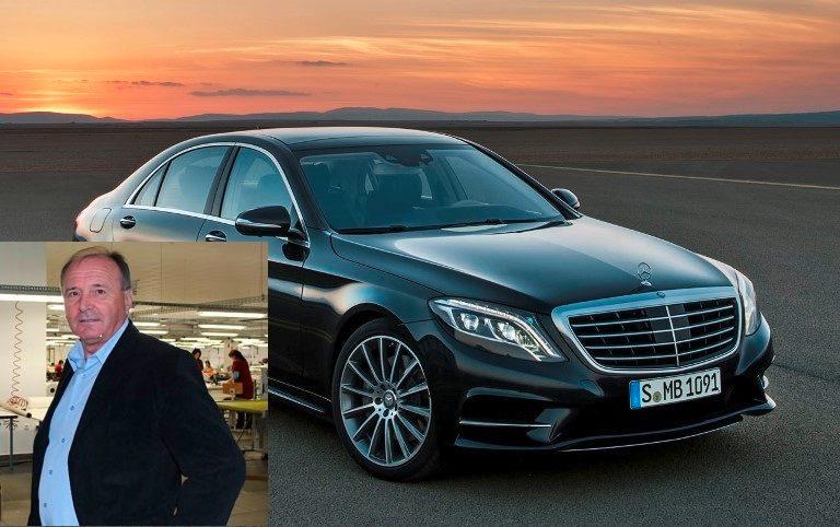 """Direktoru """"Alumine"""" isporučen luksuzni mercedes od 160.000 KM"""