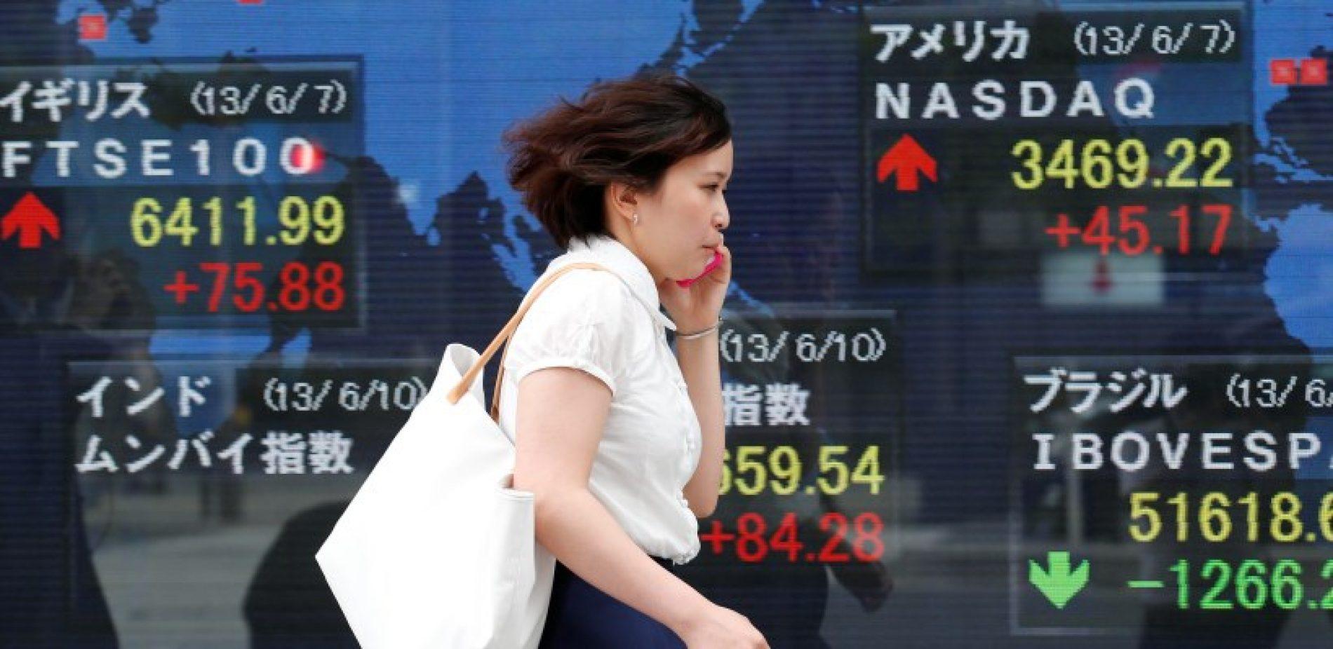 Azijska tržišta: Indeksi pali, smanjen apetit za rizikom
