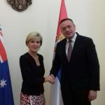 Bišop: Rio tinto ima ozbiljan posao u Srbiji