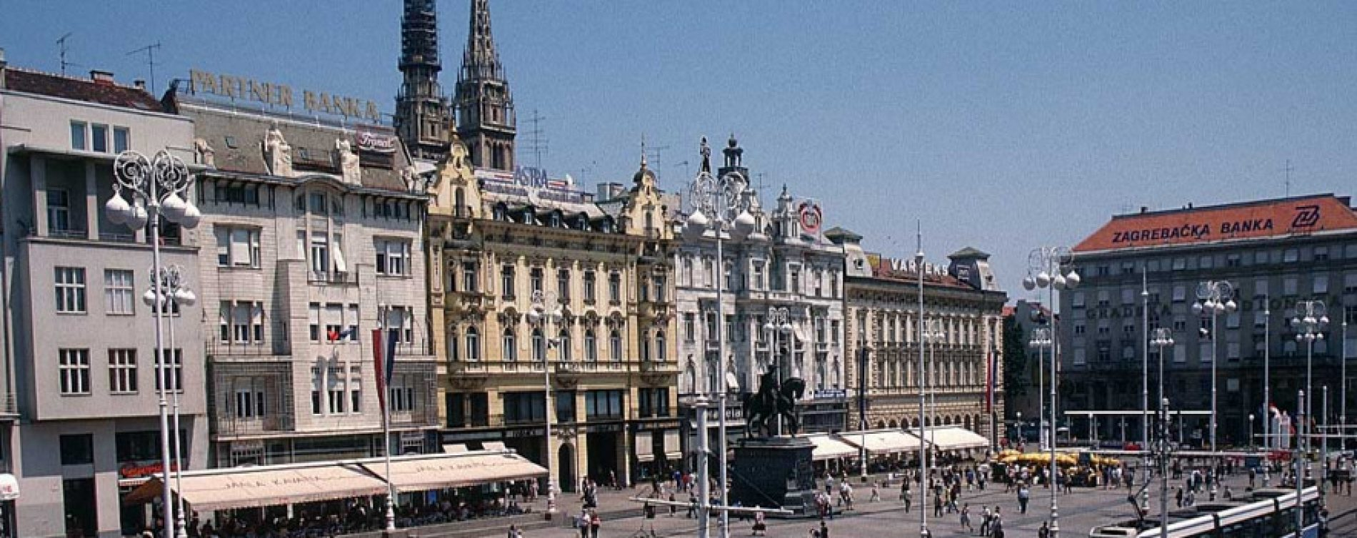 Kvadrat stana u Zagrebu 3.500 evra