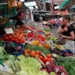 Prodaja na pijacama u junu veza za 11,1 odsto