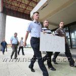 Željezničari opet štrajkuju glađu