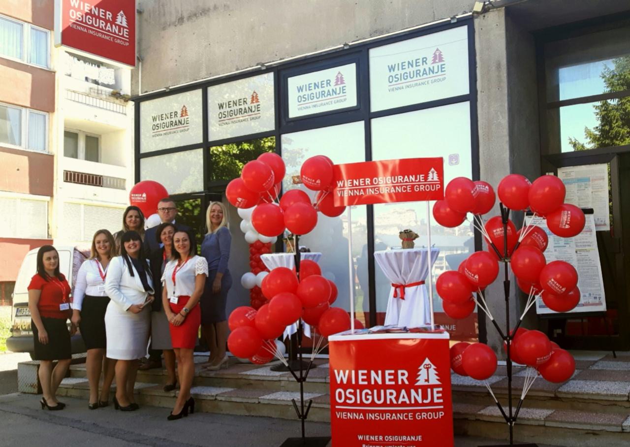 Nova poslovnica Doboj Wiener osiguranja