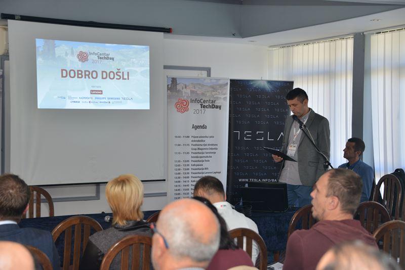 "U Trebinju održana prva IT konferencija ""InfoCentar TechDay 2017"""