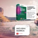 Kaspersky Internet zaštita uz m:tel Moj Mix