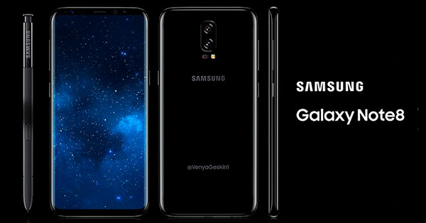 Samsung Galaxy Note8 od 15. septembra na tržištu BiH