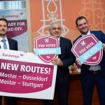 Od sredine maja letovi iz Mostara za Štutgart i Dizeldorf