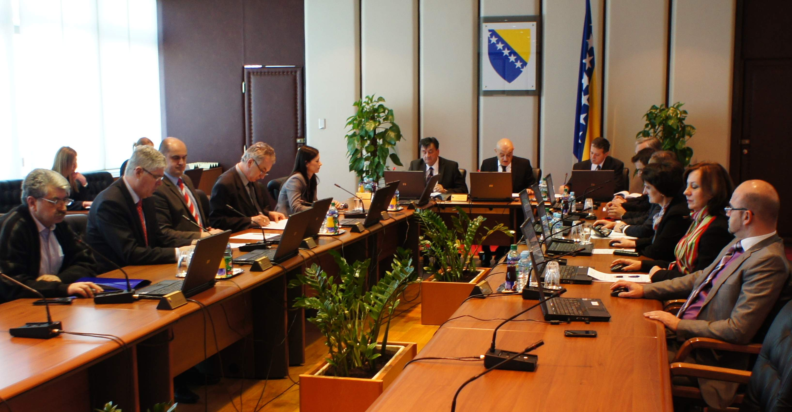 Pred ministrima BiH zaduženje Autoputeva RS za 70 miliona evra