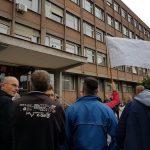 Nezadovoljni radnici Željezare danas blokiraju put