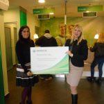 Violeta Radić srećni dobitnik nagradne igre Sberbank a.d. Banja Luka