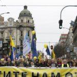 Radnici Pošte Srbije u štrajku od 21. novembra