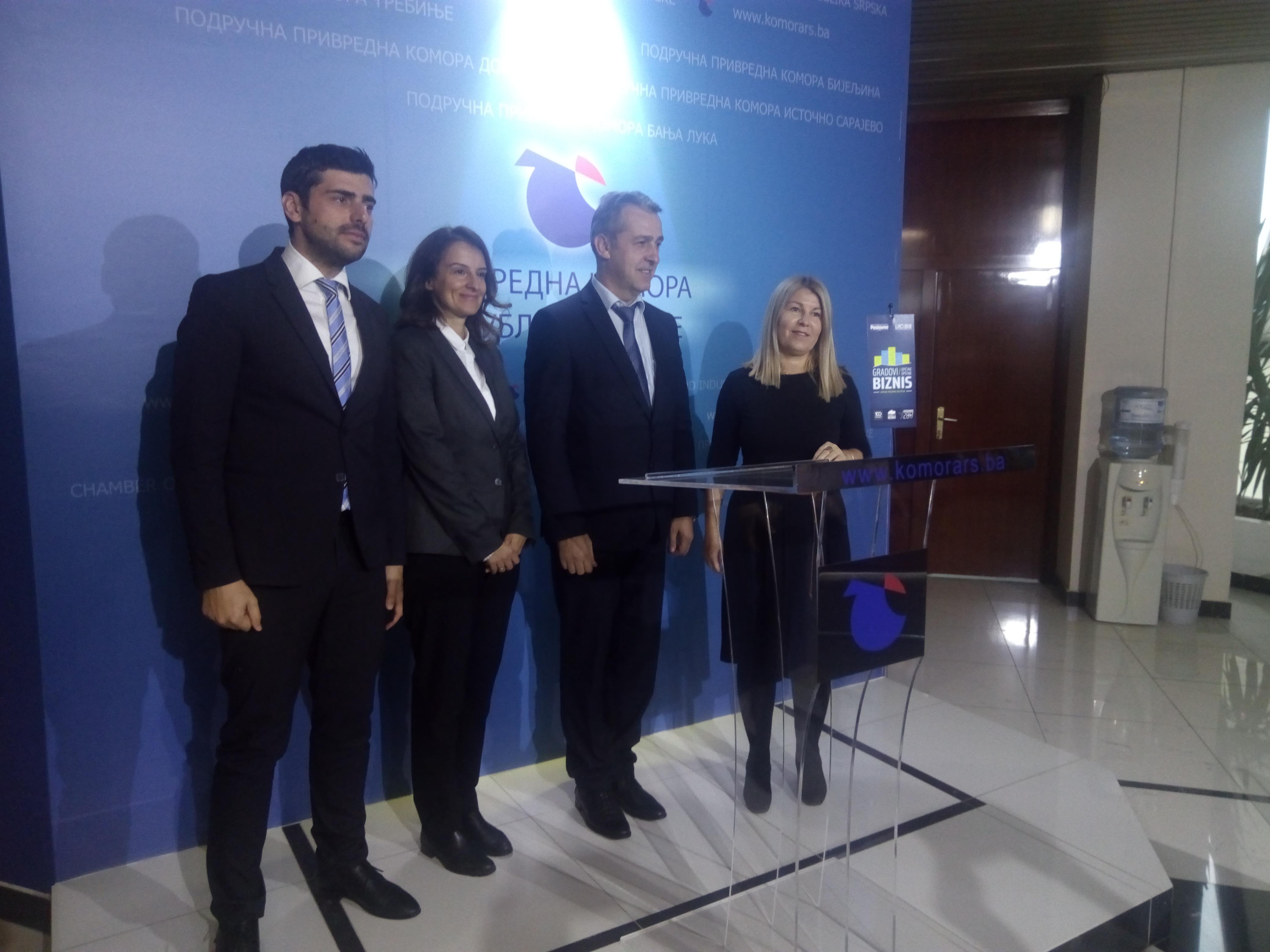 Biznis kartu dobija 141 opština i grad u BiH