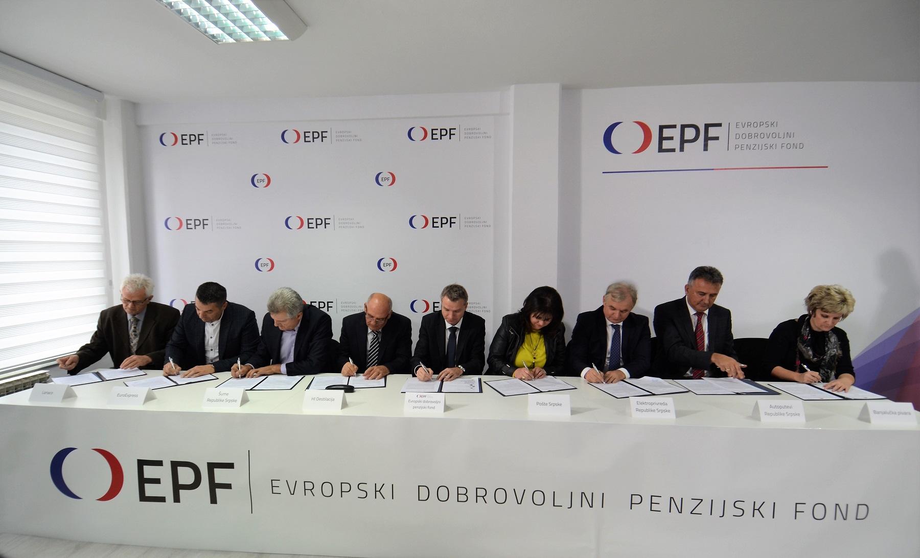 Otvoren prvi dobrovoljni penzijski fond u Srpskoj