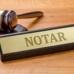 Notari protiv uvođenja reda