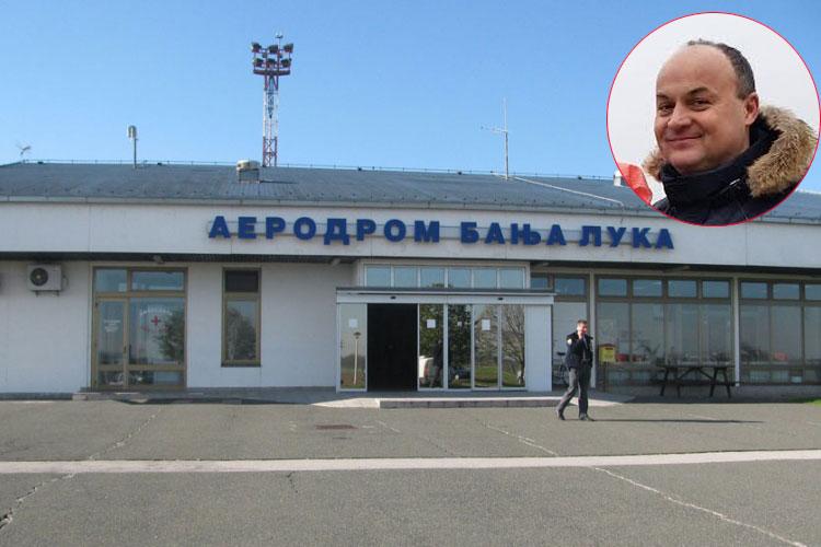 Aerodrom Banjaluka dobio novog v.d. direktora