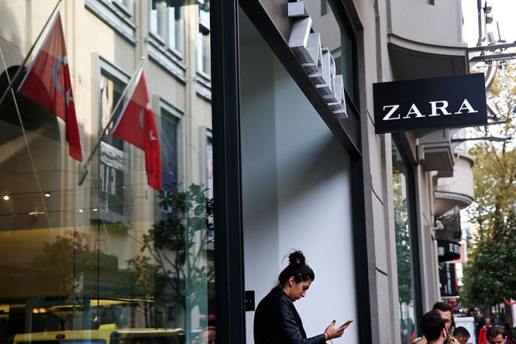 Turski radnici na odjeći Zare napisali da nisu plaćeni
