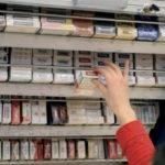 Zabrana izlaganja cigareta udar na trgovce