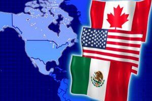 Slikovni rezultat za slobodna trgovina SAD kanada