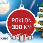 Poklon do 300 KM do 31. januara!