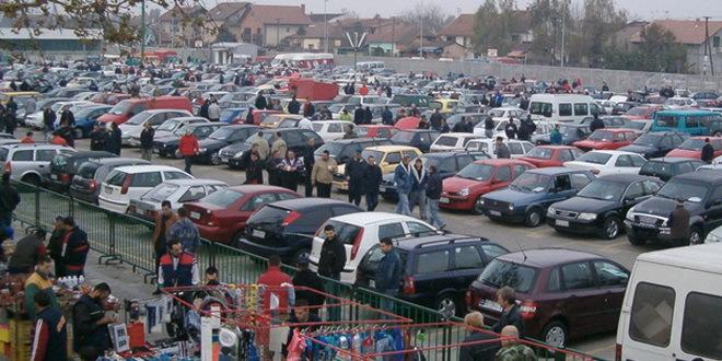 Raste uvoz polovnih automobila u Hrvatsku