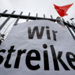 Njemački radnici u štrajku, kompanije gube 62 miliona evra dnevno