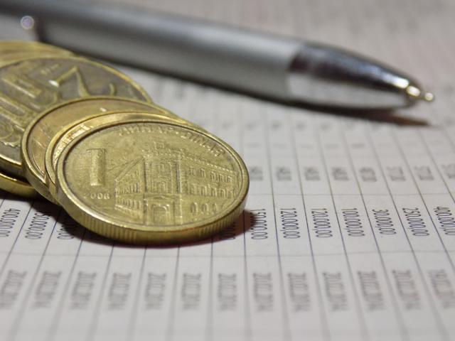 Dinar slabiji, kurs 118,47