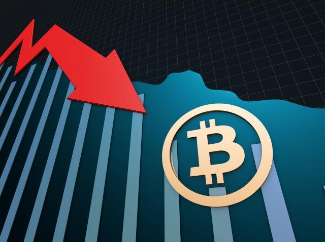 Slaba tražnja: Bitkoin blizu tromjesečnog minimuma zbog neuspjeha na berzi