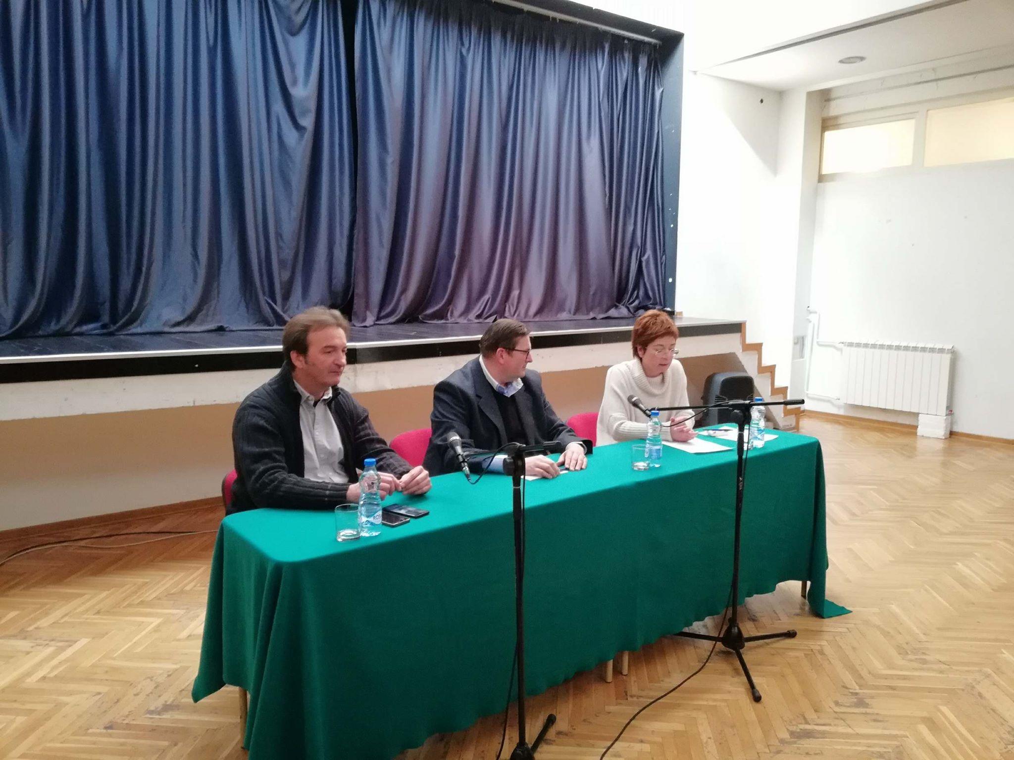 Potpisivanje sporazuma o saradnji između Akademije umjetnosti Novi Sad i agencije Apriori World