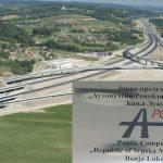 Srpska za autoputeve duguje više od 860 miliona KM