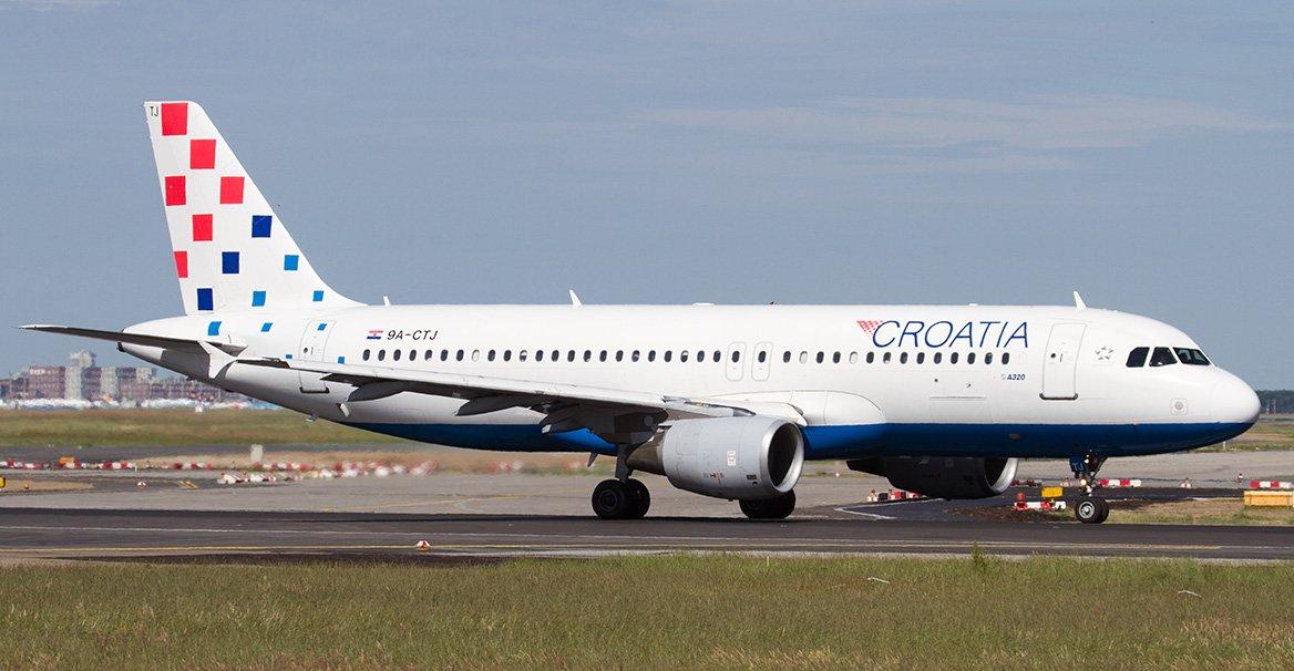 U Mostar, nakon 12 godina, sletio avion Croatia Airlines