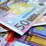 Evro u ponedeljak na približno istom nivou