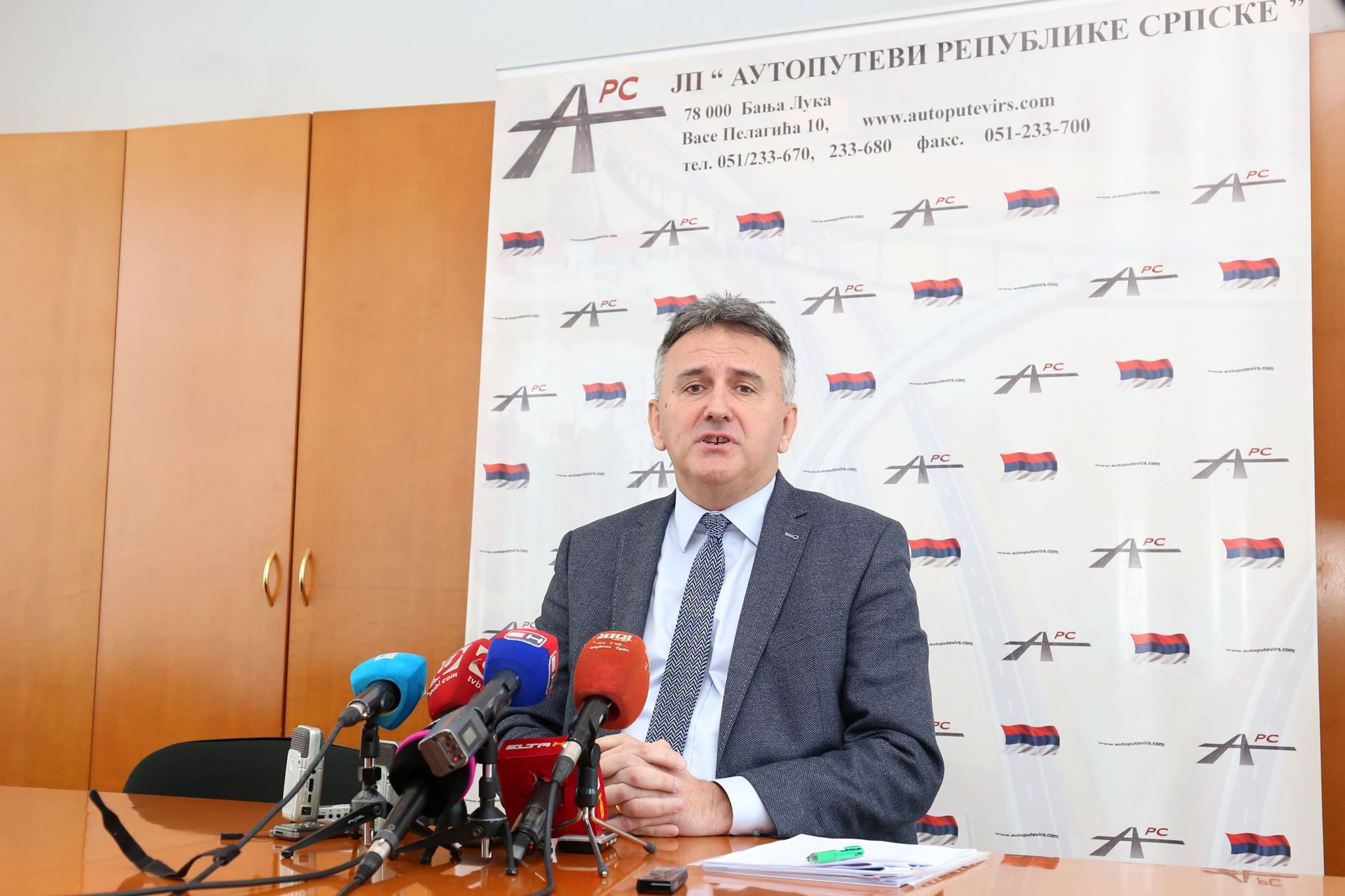 Topić krije Studiju opravdanosti autoputa Banjaluka – Prijedor