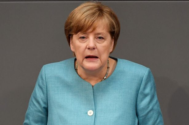 Merkel: Berlin želi razvoj trgovine