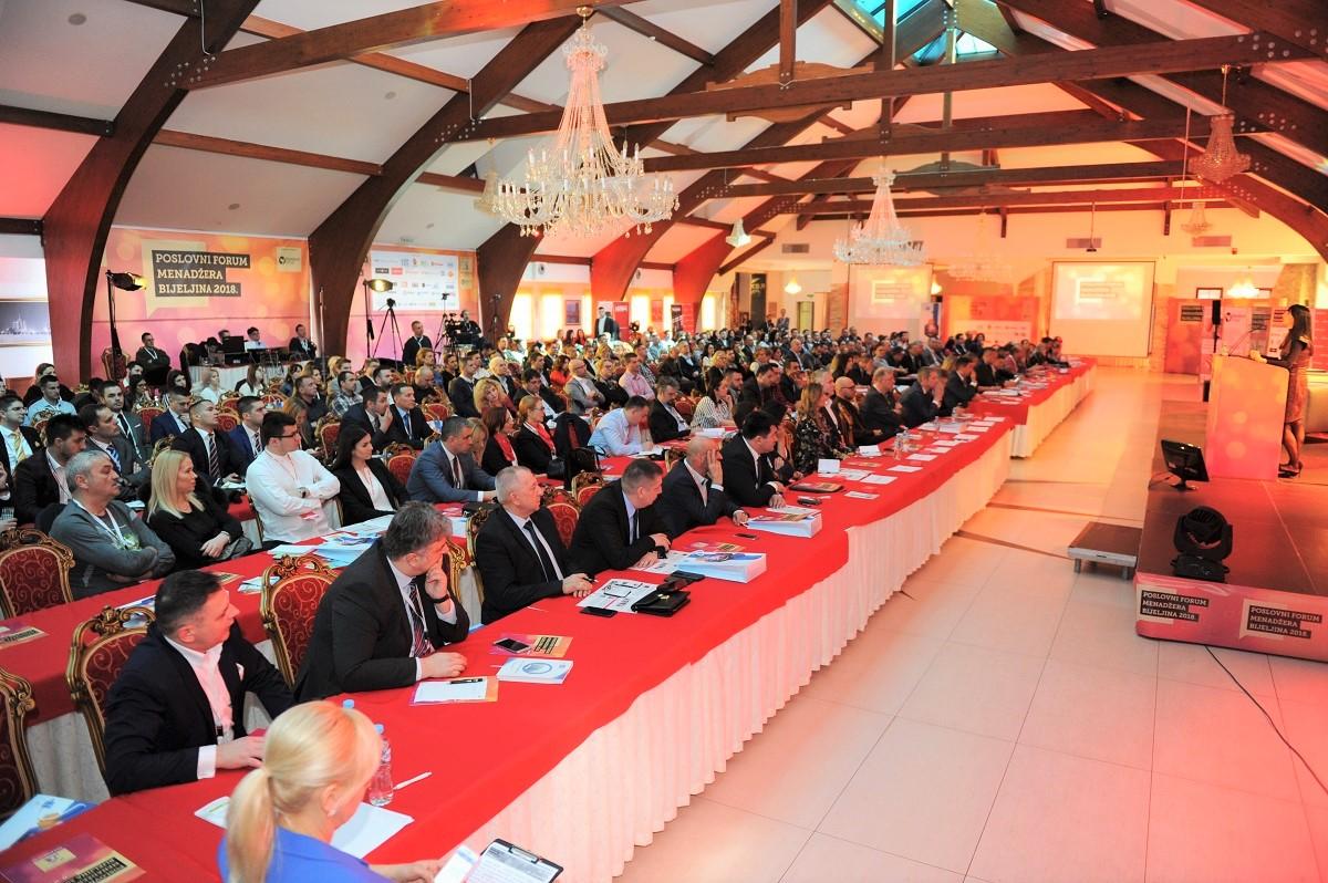 Forum menadžera: Edukacija i razvoj pojedinaca naznačajniji kapital